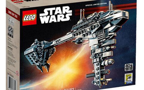LEGO Star Wars 77904 Nebulon-B Frigate Box