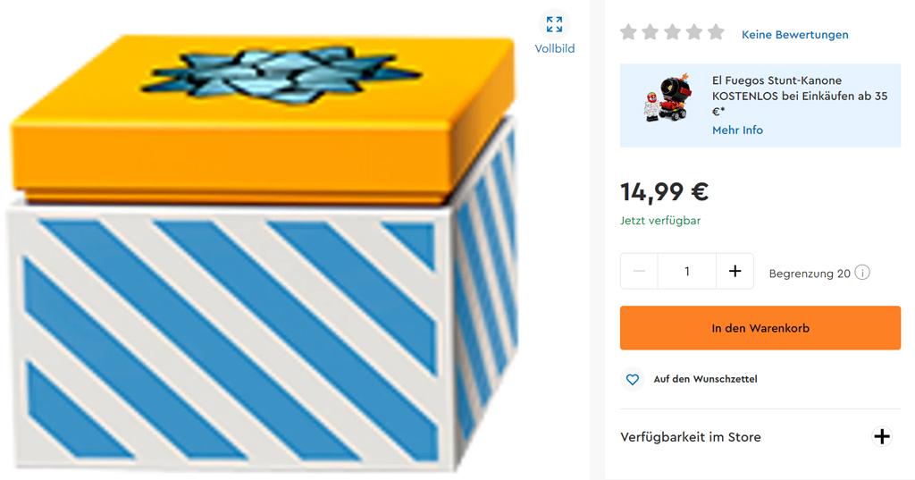 LEGO Überraschungs-Set