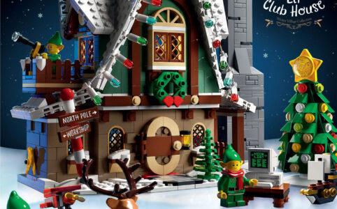 LEGO Weihnachten 2020 Katalog