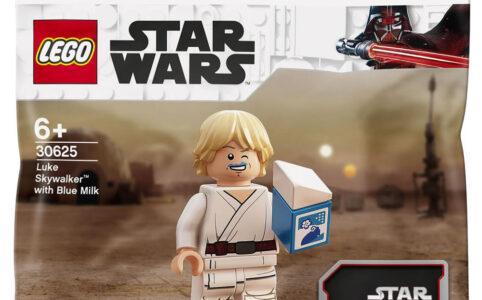 LEGO Star Wars 30625 Luke Skywalker mit Blue Milk Polybag