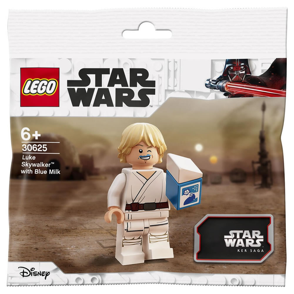LEGO Star Wars 30625 Luke Skywalker mit Blue Milk Polybag