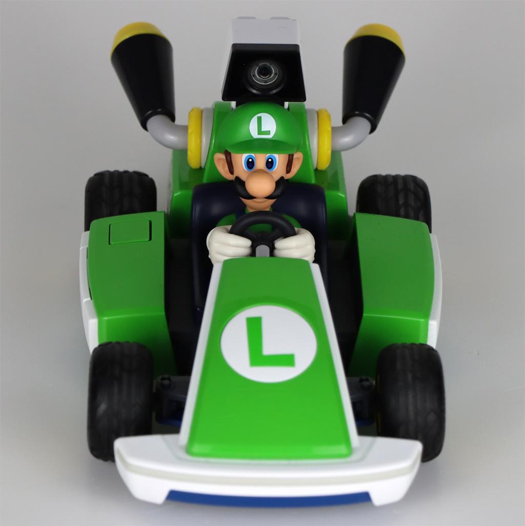 Mario Kart Live Home Circuit Luigi Kart Front