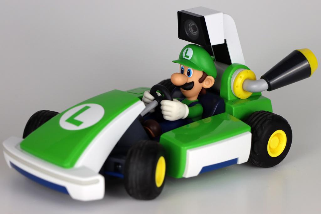 Mario Kart Live Home Circuit Luigi Kart