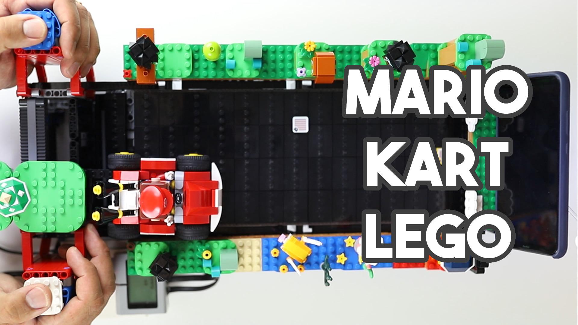 Mario Kart LEGO
