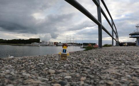 Travemünde LEGO Minifigur