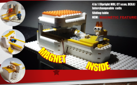 LEGO Ideas Open MRI Apollo Exconde
