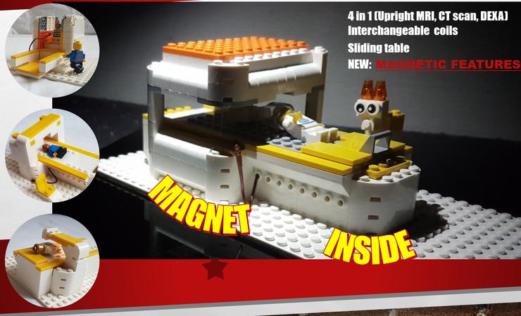 LEGO Ideas Open MRI Apollo Exconde