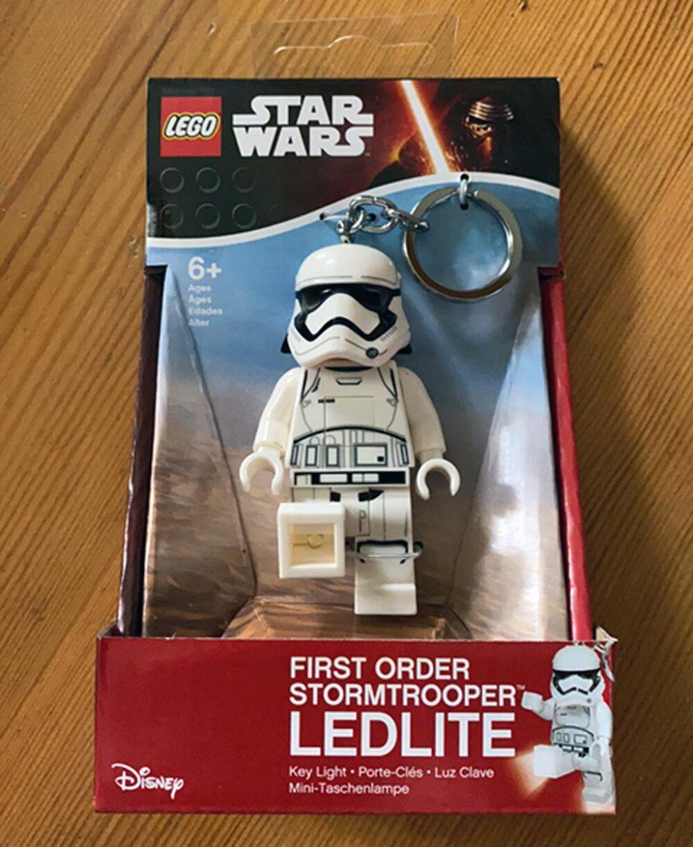 LEGO Star Wars Firist Order Stormtrooper LEDLite