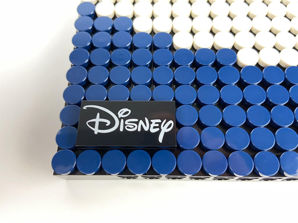 LEGO Art 31202 Mickey Mouse Disney Tile