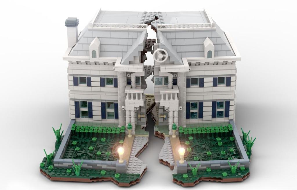 Jumanji of 1995 Erbeben © 2020 LEGO Ideas / NIKANA