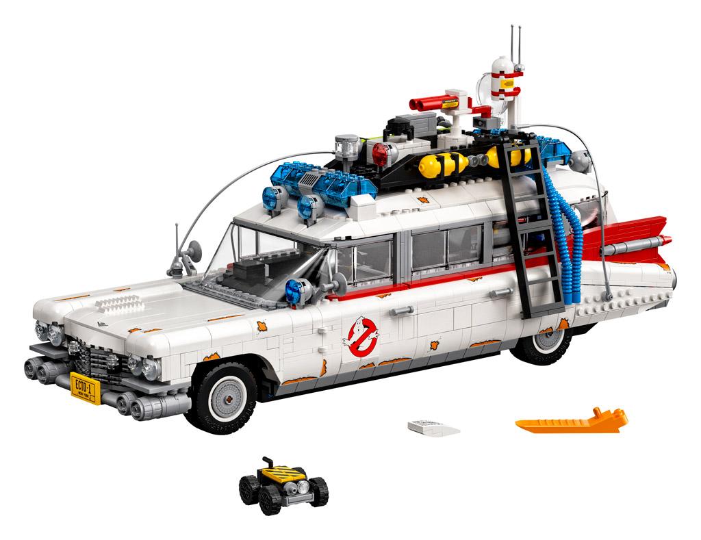 LEGO 10274 Ghostbusters ECTO-1 Inhalt