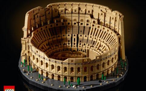 LEGO 18+ 10276 Kolosseum