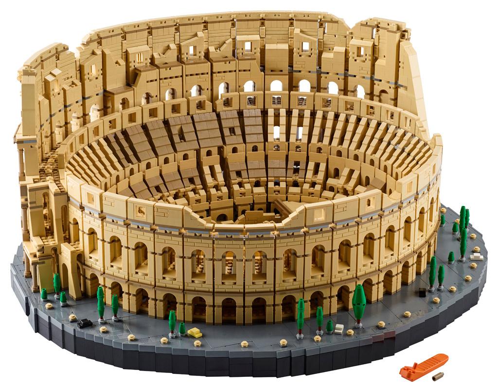 LEGO 18+ 10276 Kolosseum Inhalt