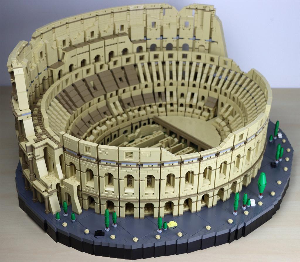 LEGO 10276 Römisches Kolosseum