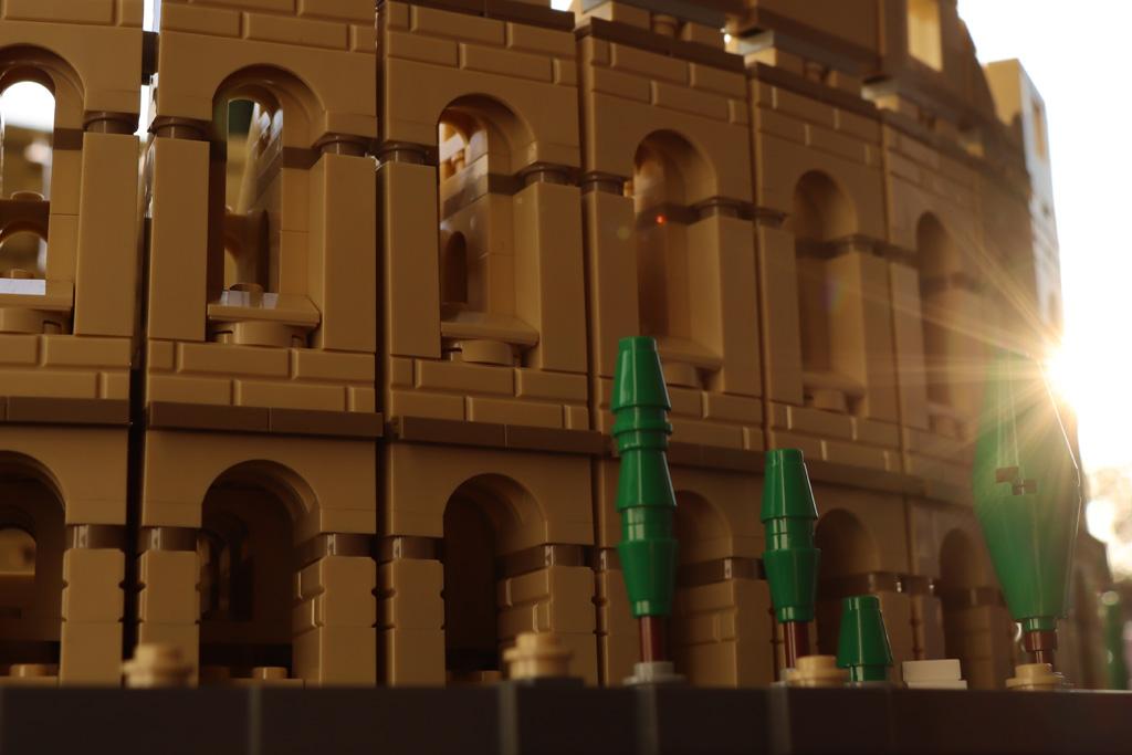 LEGO 10276 Kolosseum im sonnigen Glanze