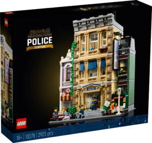 LEGO 18+ Modular Building 10278 Polizeistation