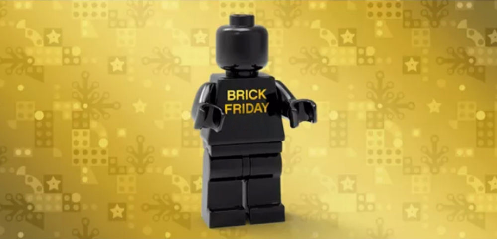 LEGO Black Friday Angebote 2020