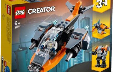 LEGO Creator 31111 Helikopter