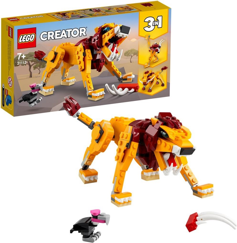 LEGO Creator 31112 Löwe