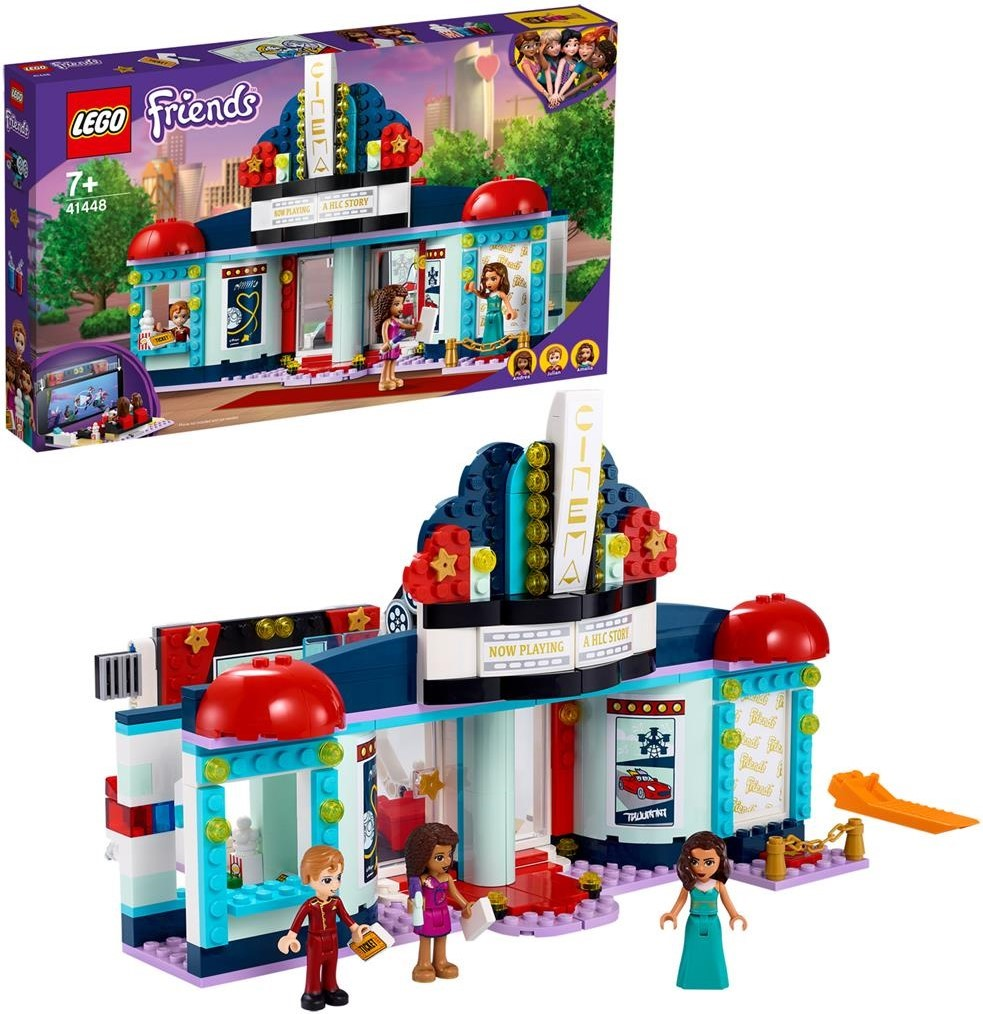 LEGO Friends41448 Heartlake City Movie Theater