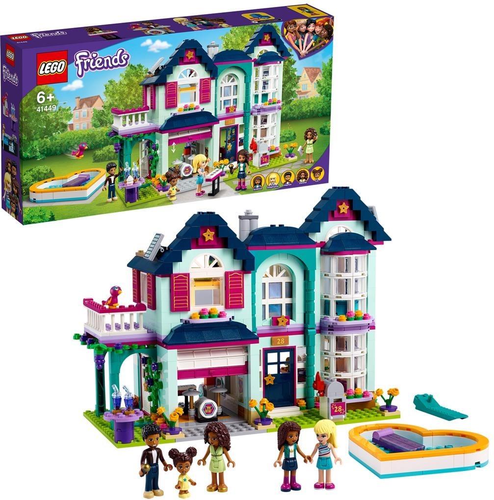 41449 Andrea's Family House