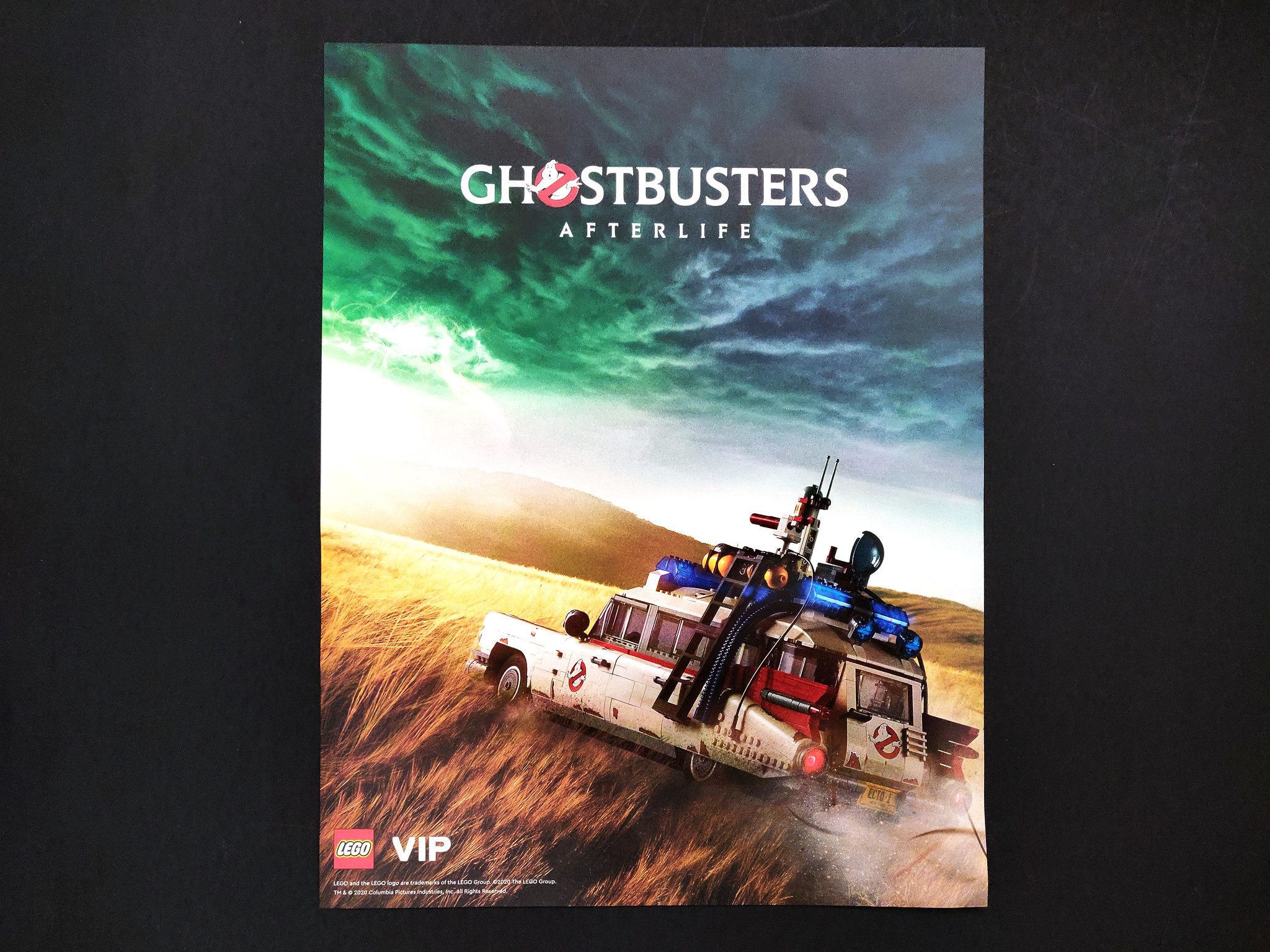 Ghostbusters: Legacy (Aferlife) VIP Kinoposter
