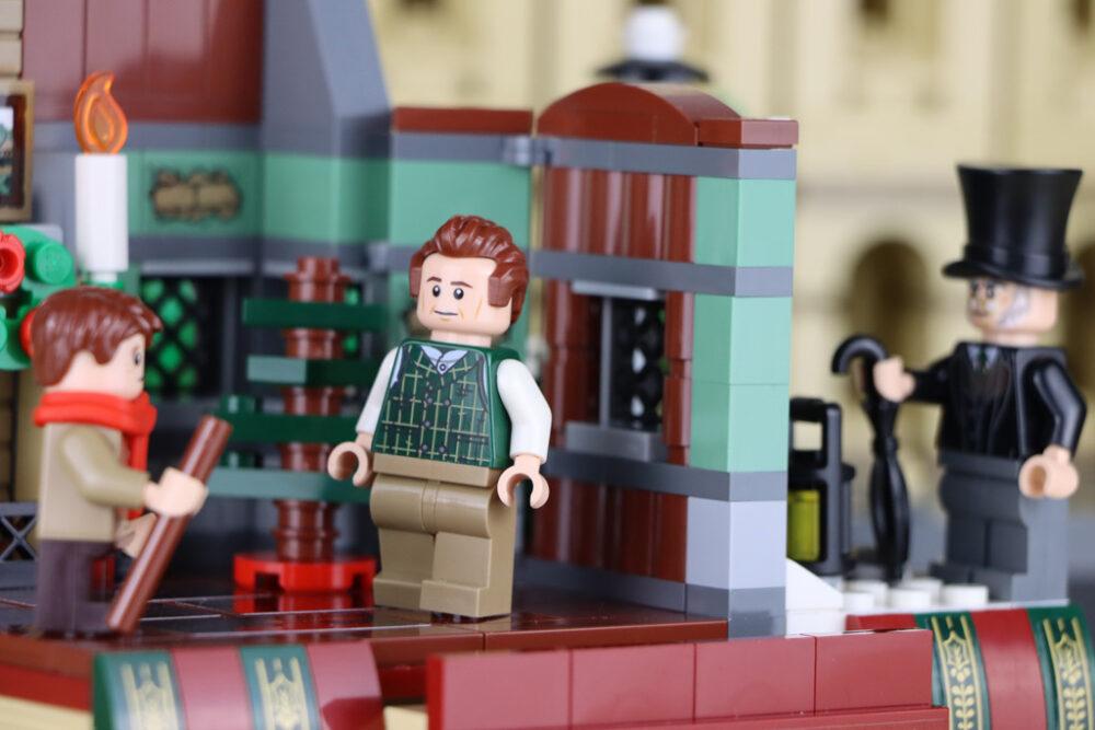 LEGO Gratis-Beigabe 40410 Hommage an Charles Dickens