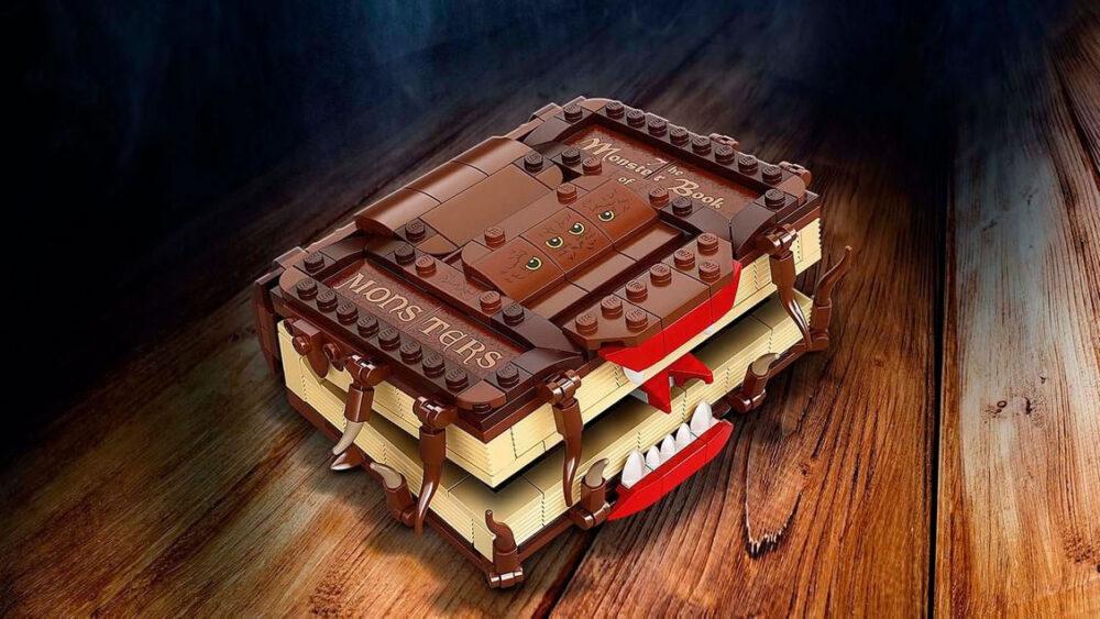 LEGO Harry Potter 30628 Monsterbuch der Monster