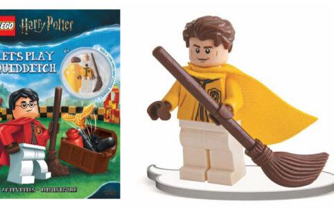 LEGO Bücher für 2021 Harry Potter mit neuen Minifiguren