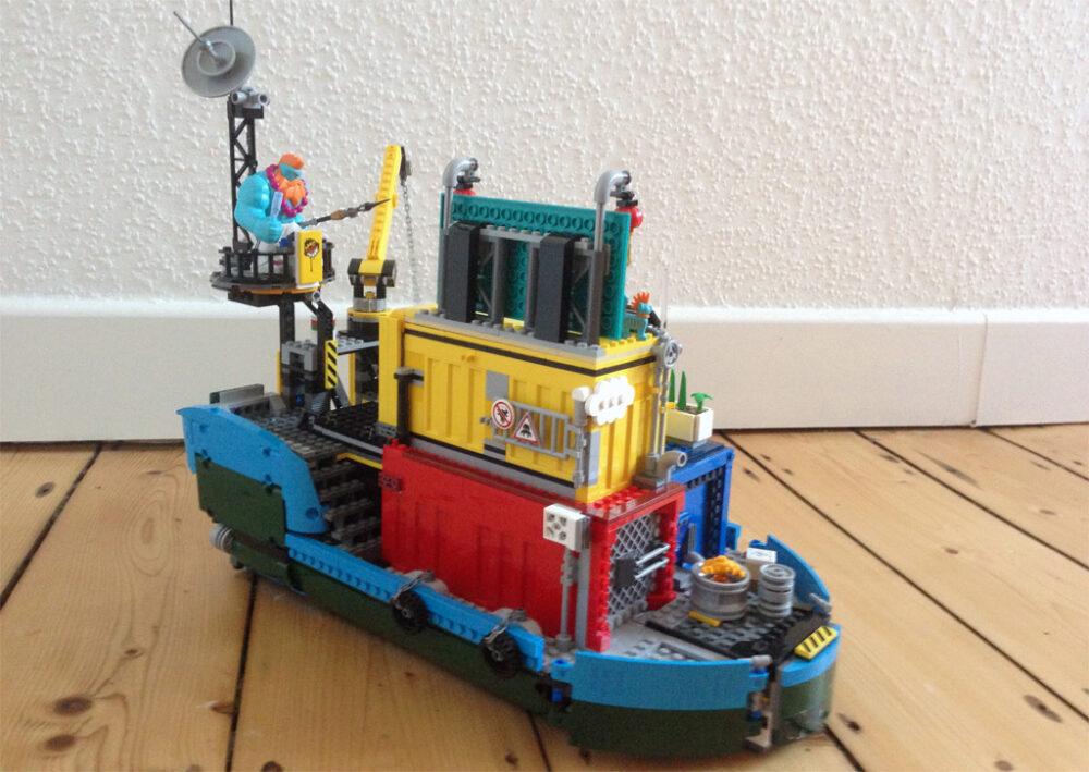 LEGO Monkie Kid 80013 Monkie Kids geheime Teambasis