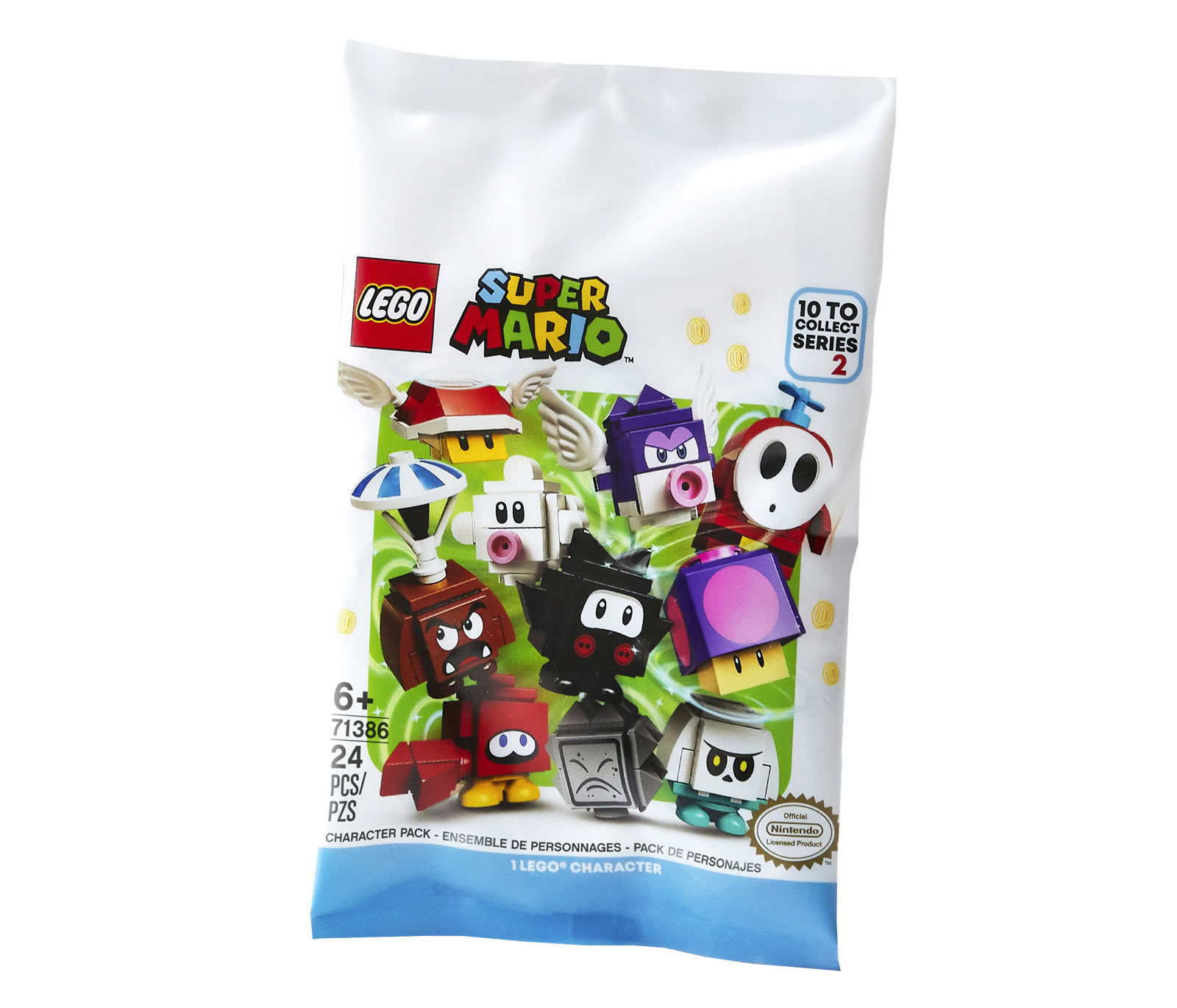 LEGO Super Mario 71386 Character Packs Series 2