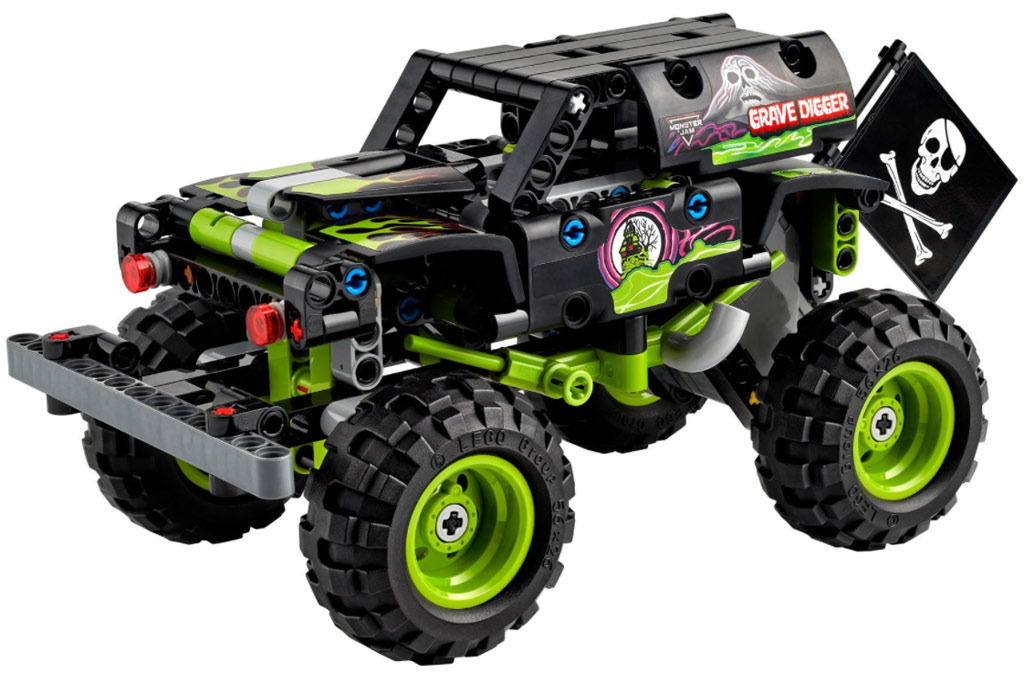LEGO Technic 42118 Monster Jam Grave Digger