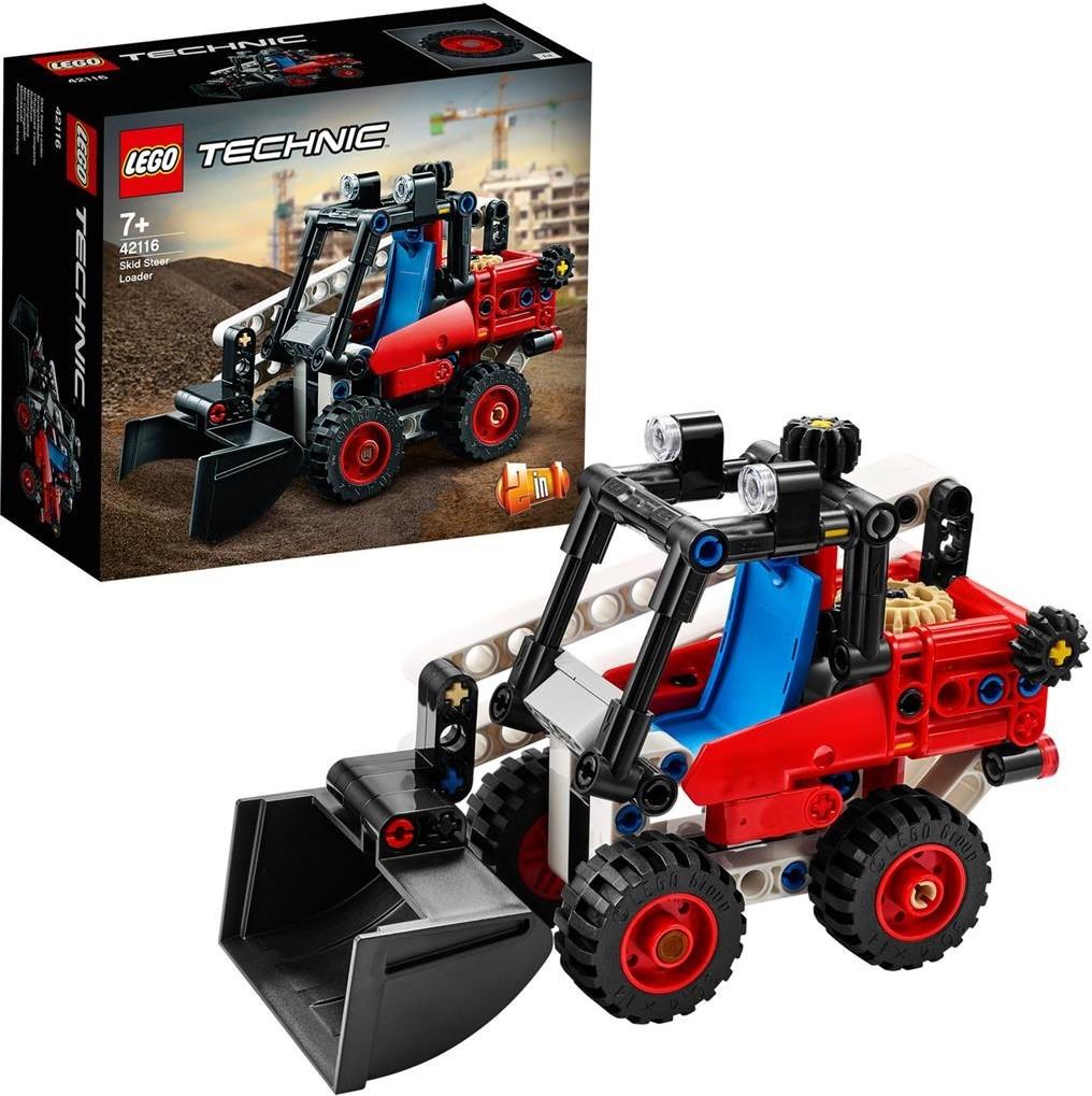 LEGO Tecnic 42116 Skid Steer Loader