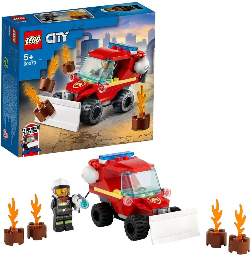LEGO City Mini-Löschfahrzeug