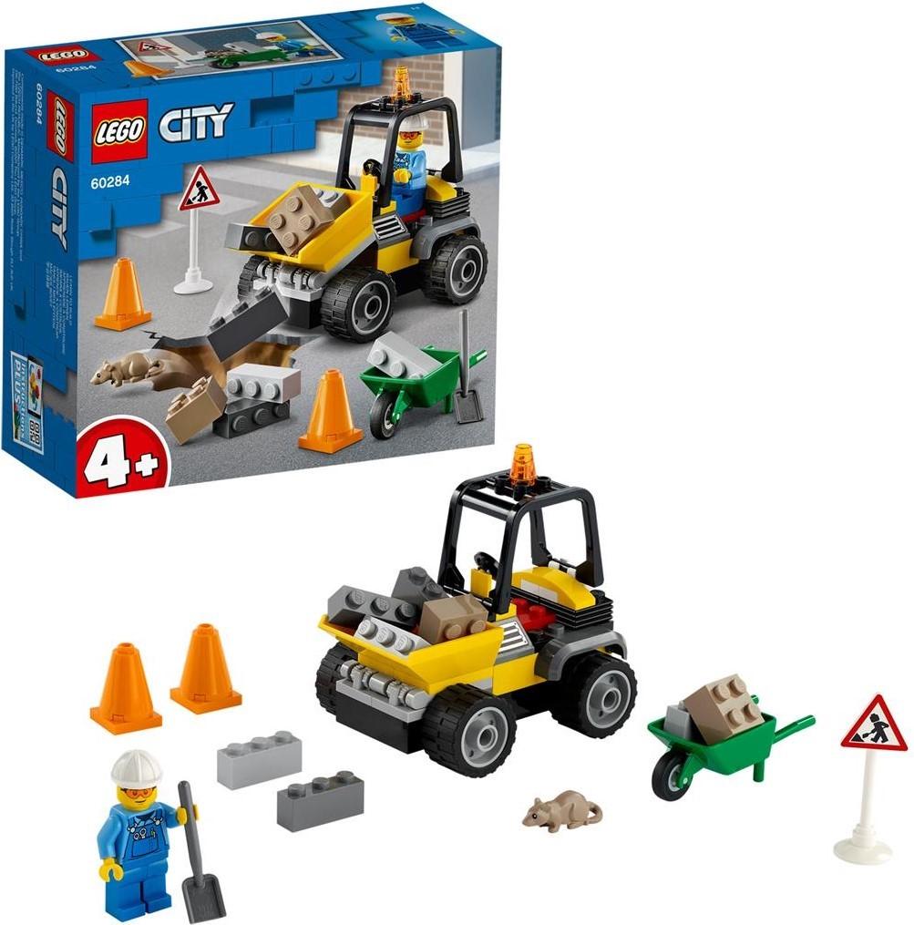 LEGO City Baustellen-LKW