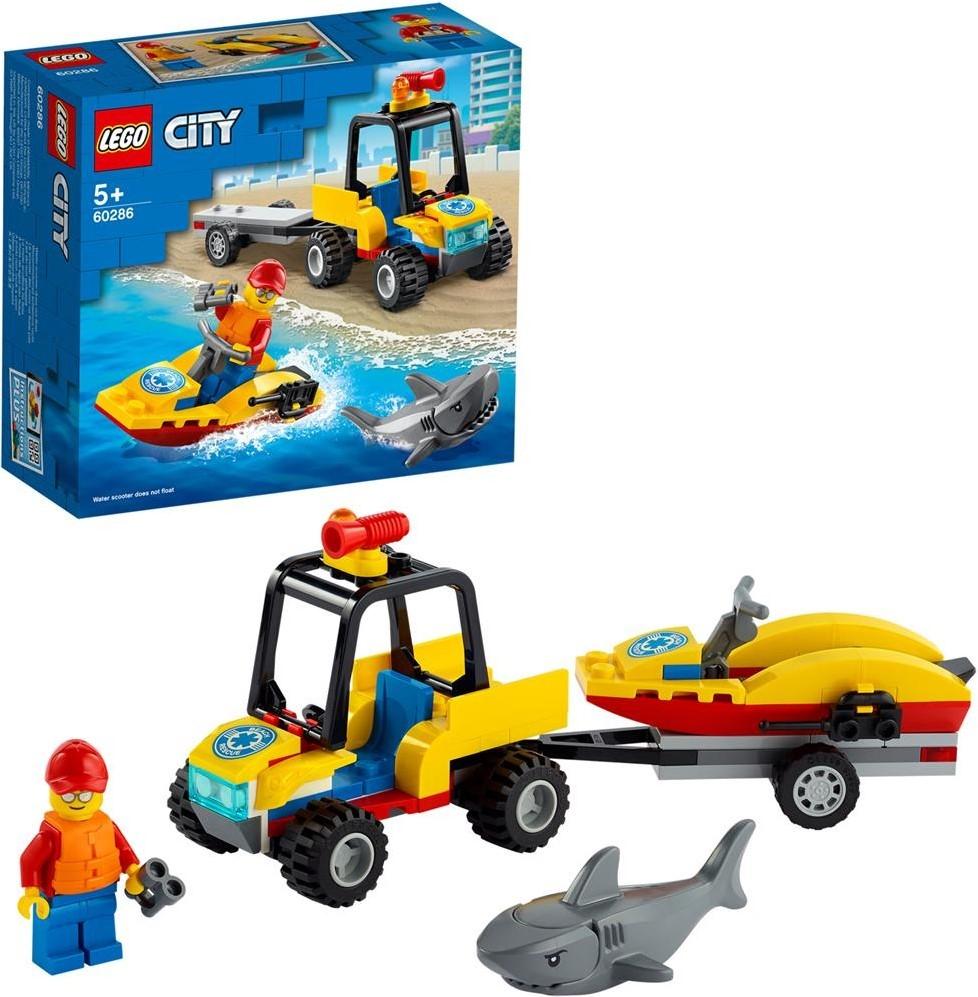 LEGO City Strand-Rettungsquad