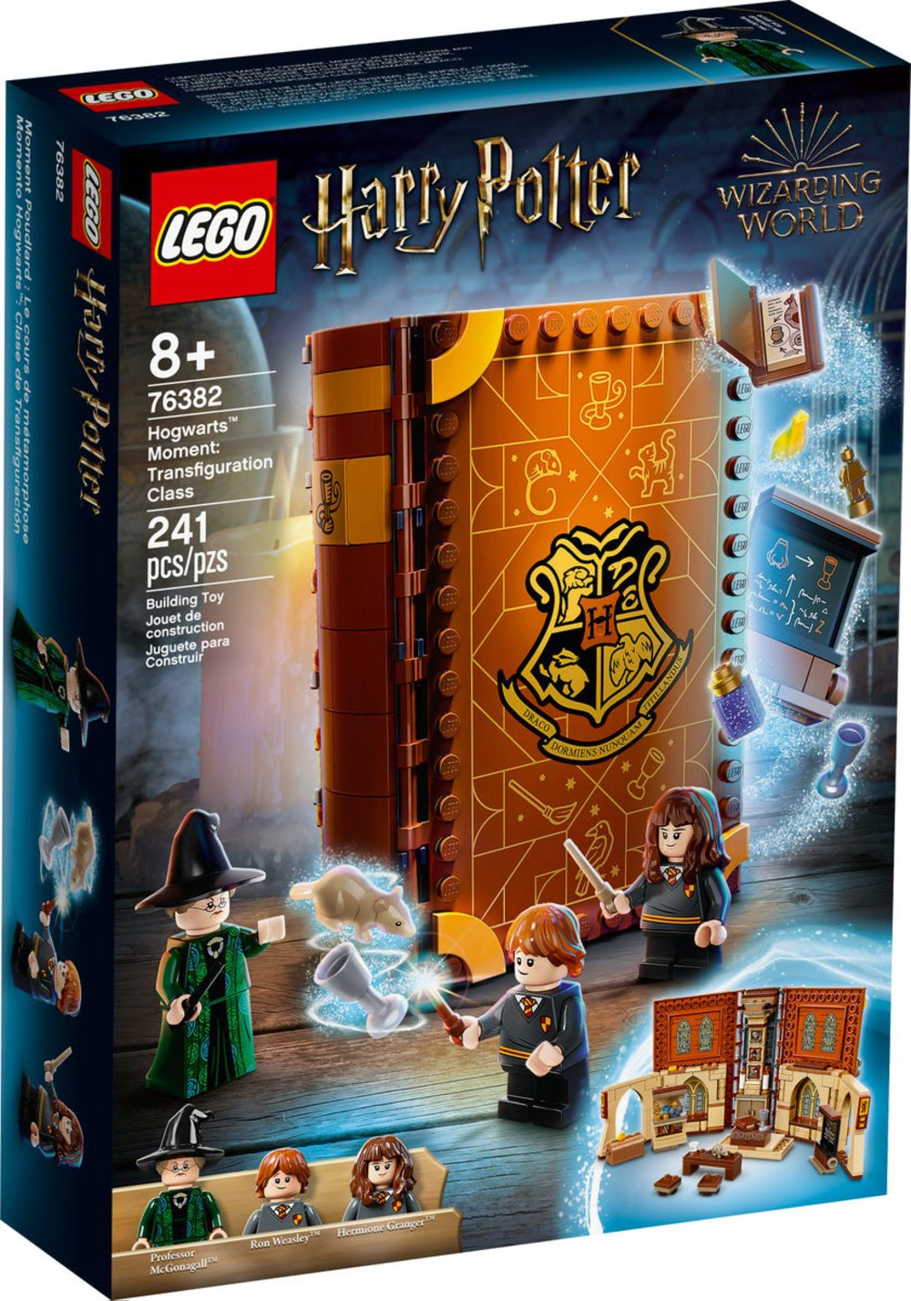 LEGO Harry Potter Hogwarts Moments