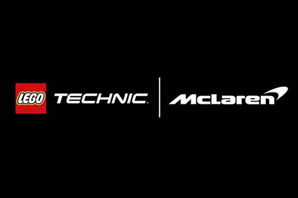 LEGO Technic 42123 McLaren Senna GTR Teaser