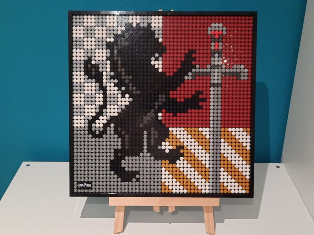 LEGO Art 31201 Harry Potter