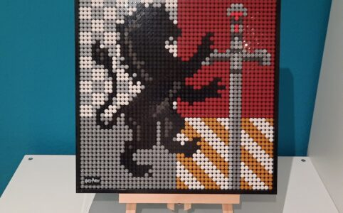LEGO Art 31201 Harry Potter