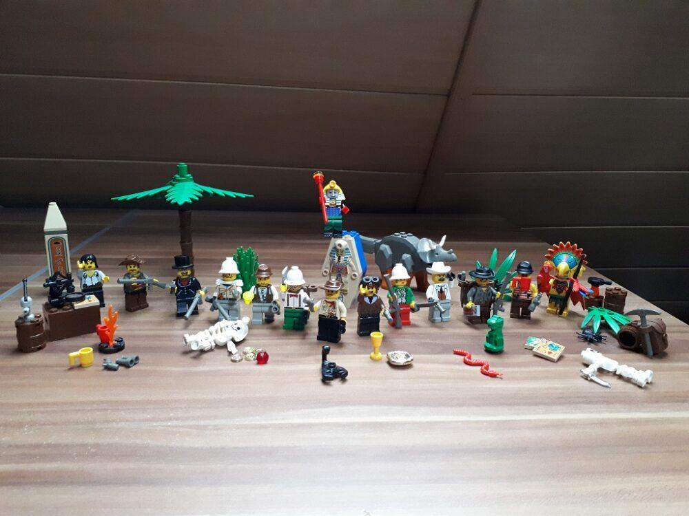 Die LEGO Adventurers - meine Lieblingsfiguren