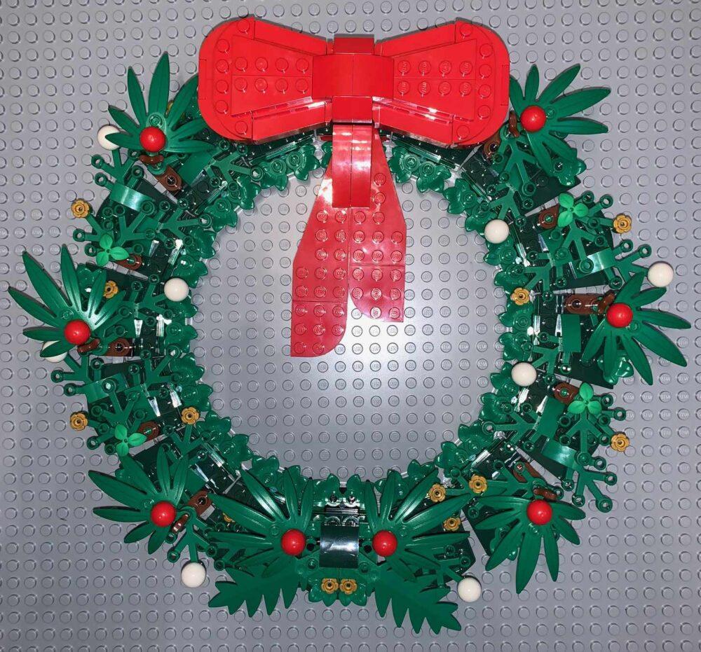 LEGO Seasonal 40426 Adventskranz