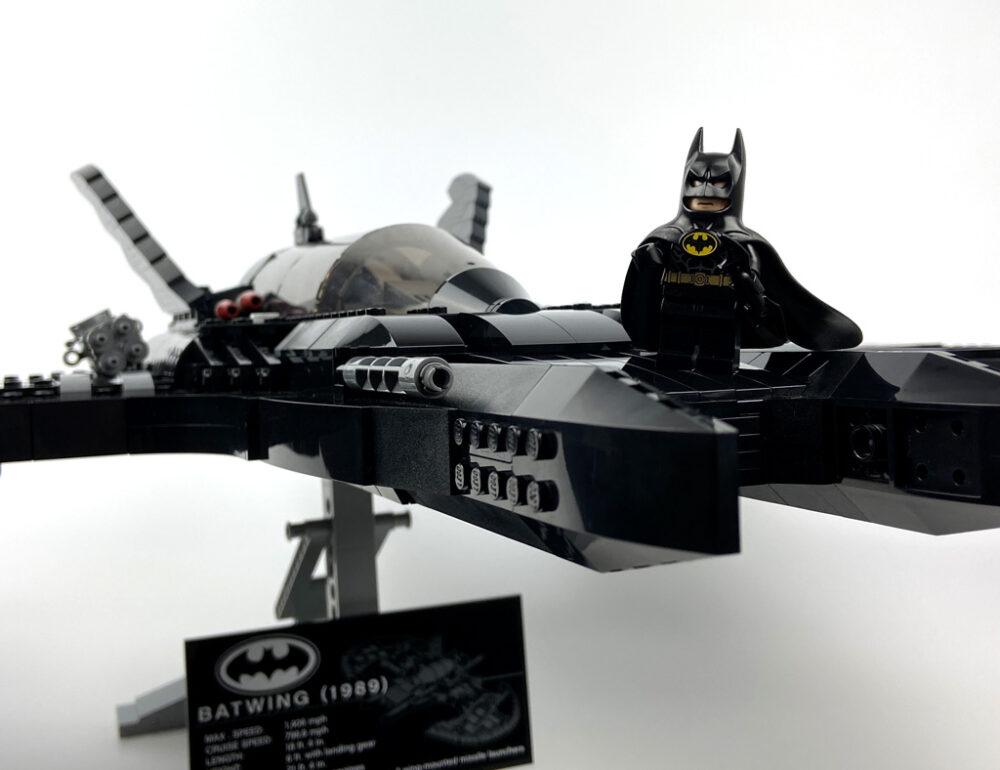 LEGO DC Super Heroes 76161 1989 Batwing Minifiguren Batman