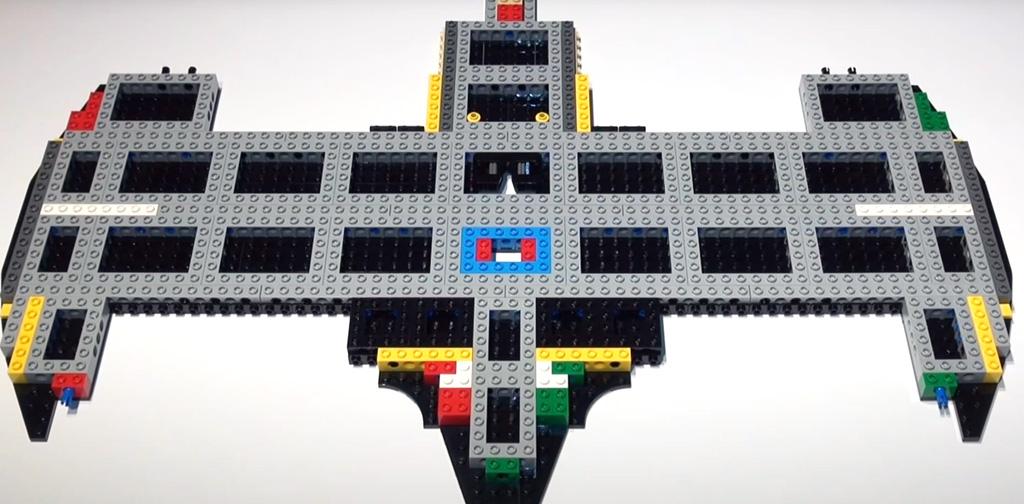 LEGO DC Super Heroes 76161 1989 Batwing LEGO Technik Konstruktion