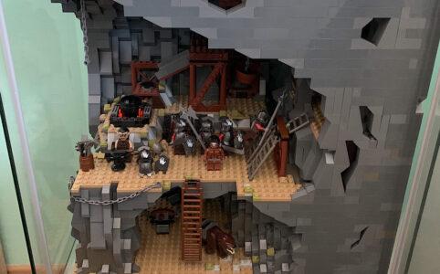 LEGO Der Herr der Ringe 9476 Die Ork-Schmiede