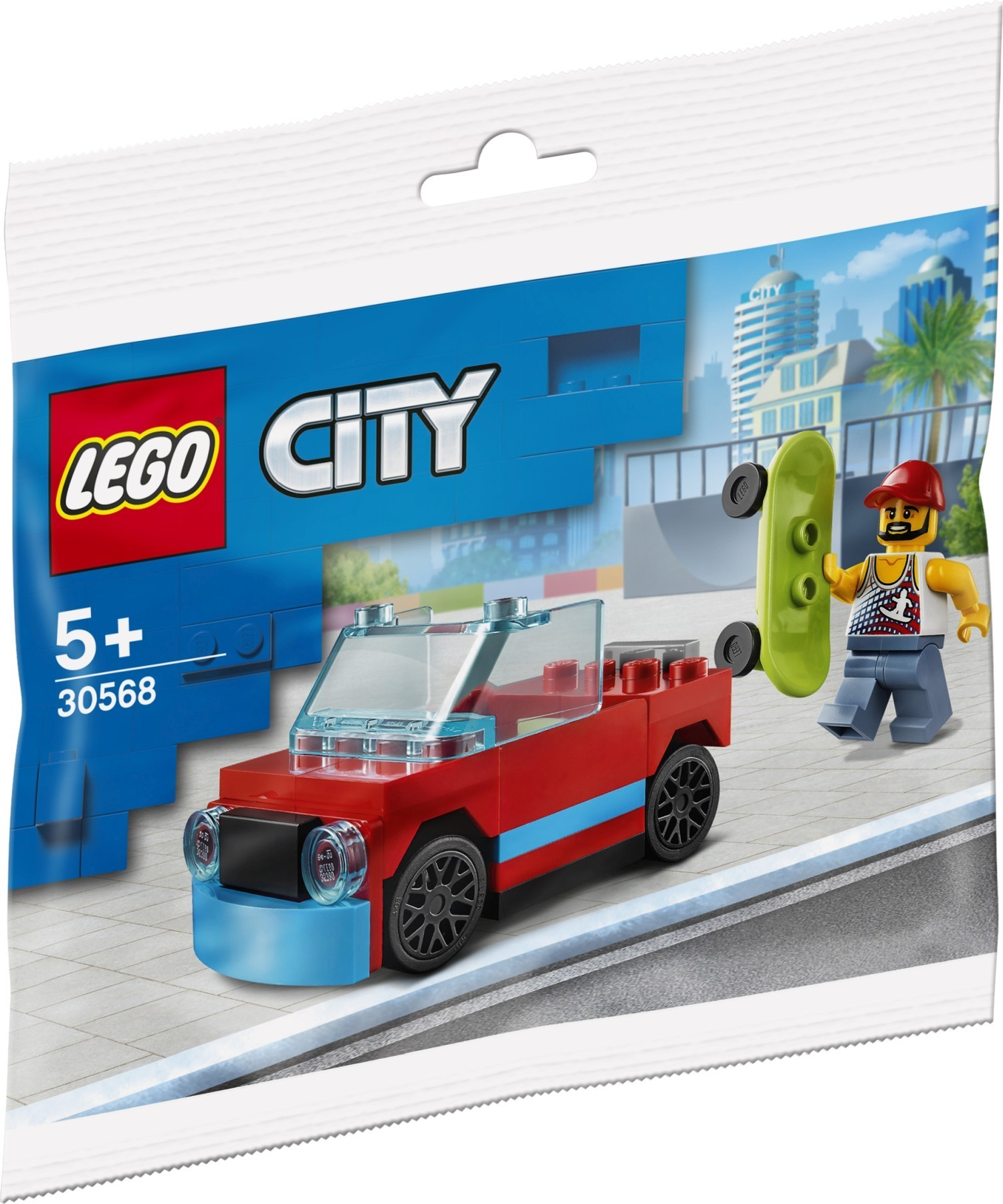 LEGO Polybag 30568 Skater