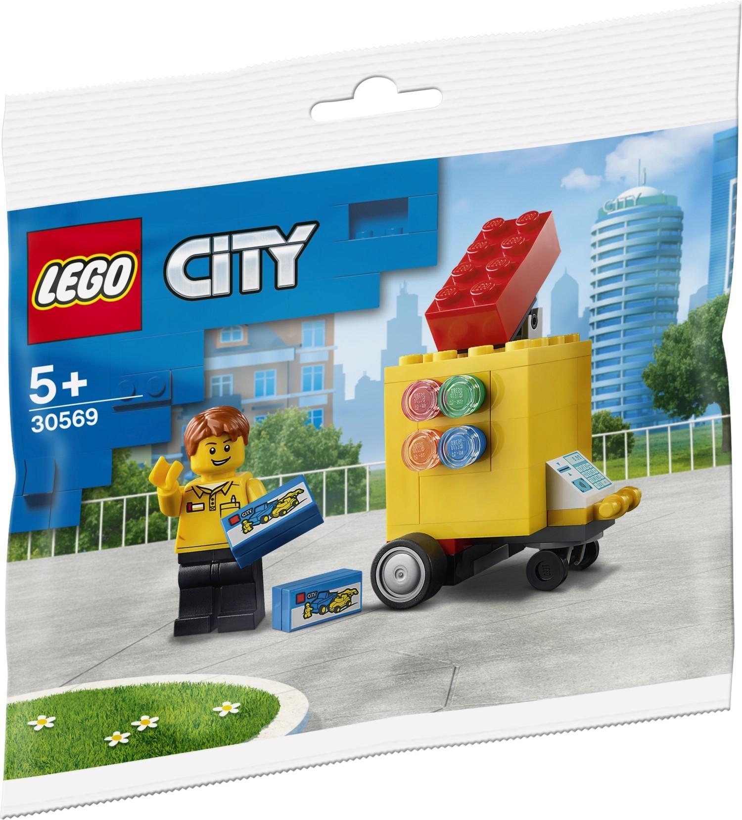 LEGO Polybag 30569 LEGO Verkaufsstand