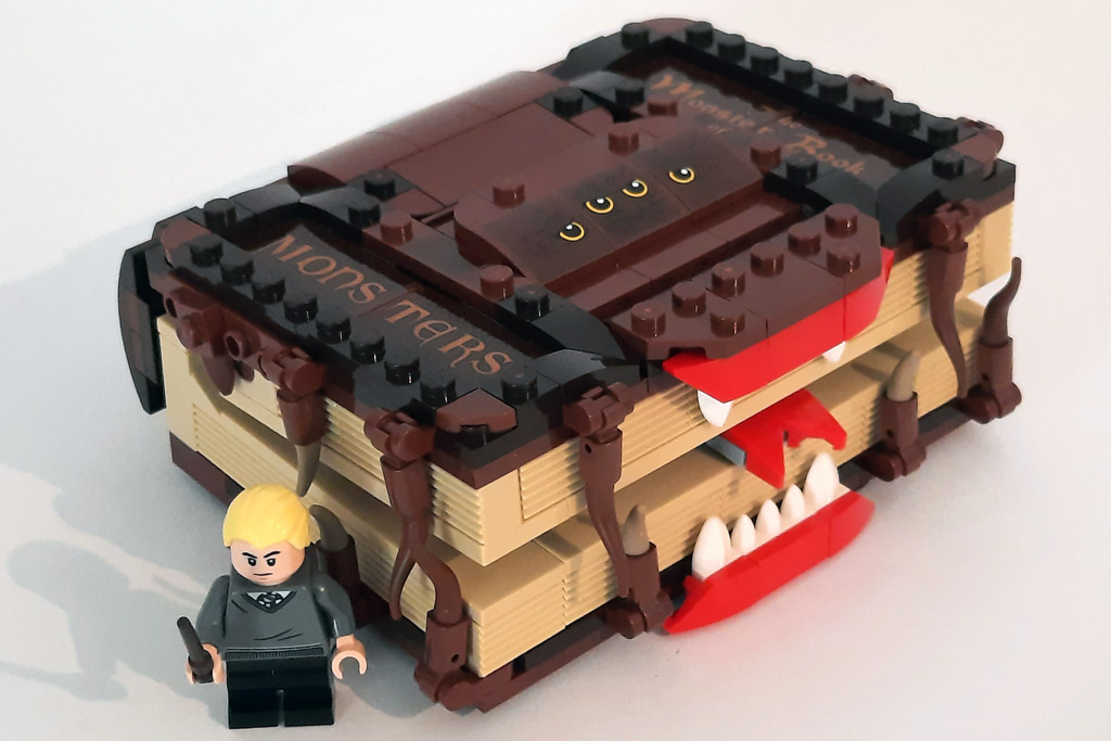 LEGO Harry Potter 30628 Das Monsterbuch der Monster