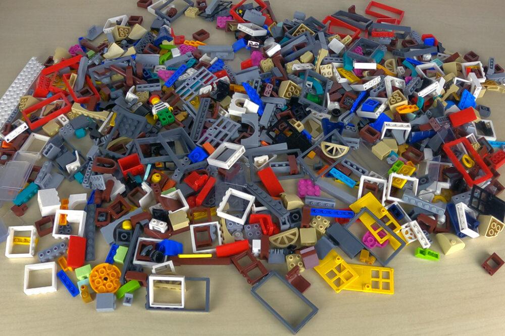 Neue LEGO Steine für die New Ukonio City