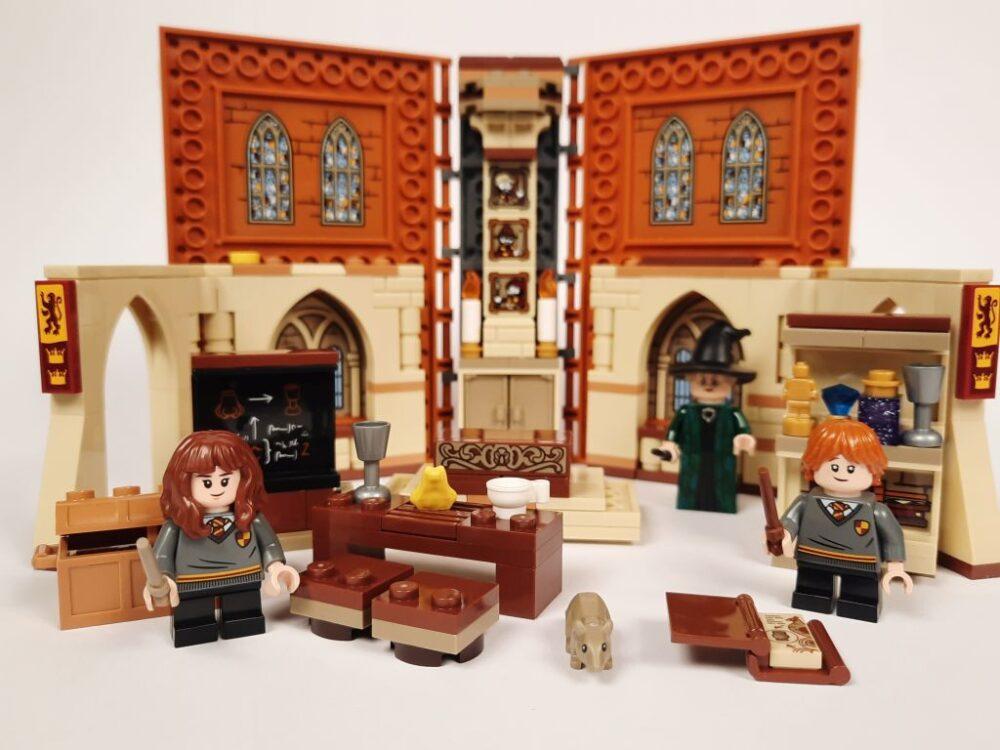 LEGO Harry Potter 76832 Moments: Verwandlungsunterricht